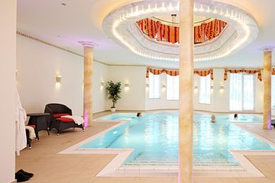 Privathotel & Spa Post an der Therme Германия